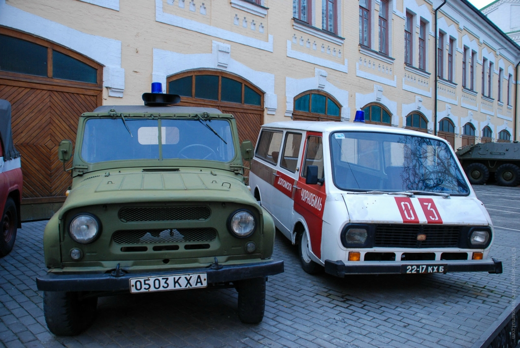 The Soviet automotive industry 20