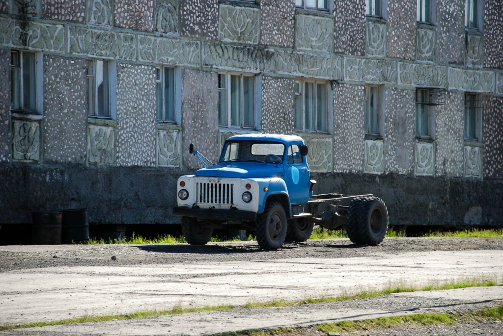 The Soviet automotive industry 27