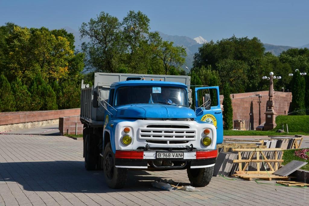 The Soviet automotive industry 29