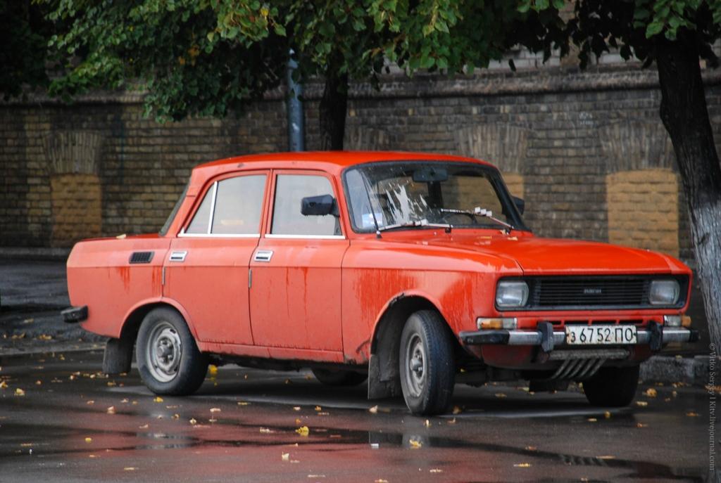 The Soviet automotive industry 38