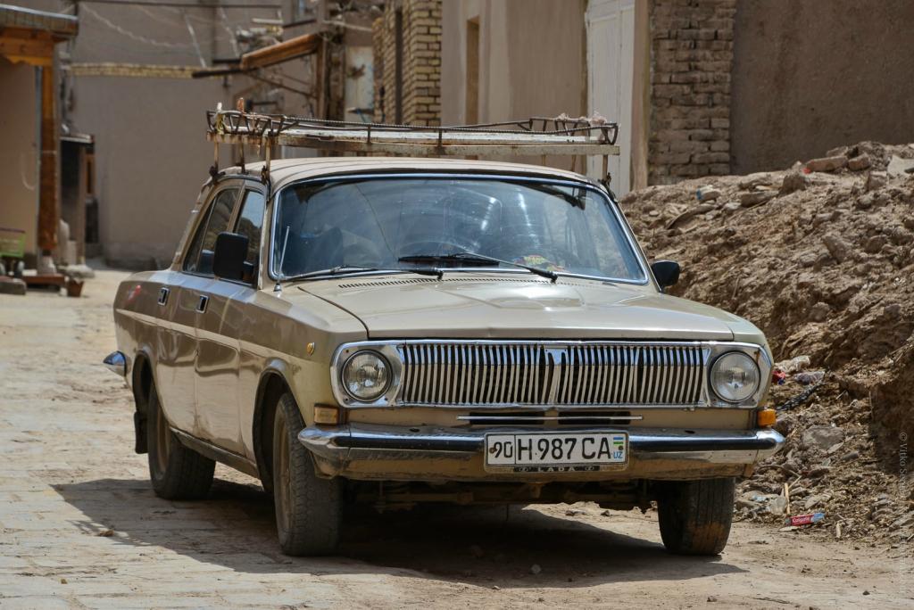 The Soviet automotive industry 42