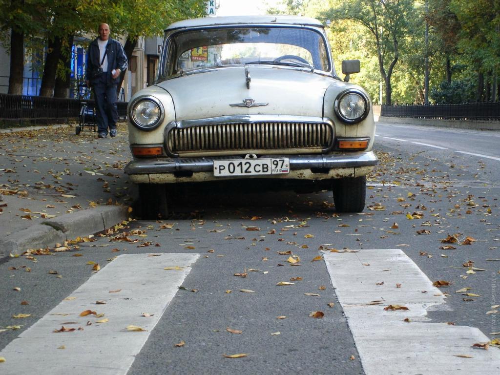 The Soviet automotive industry 43