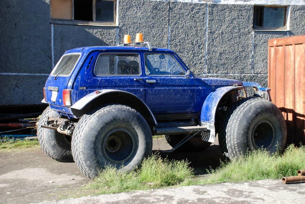 The Soviet automotive industry 44