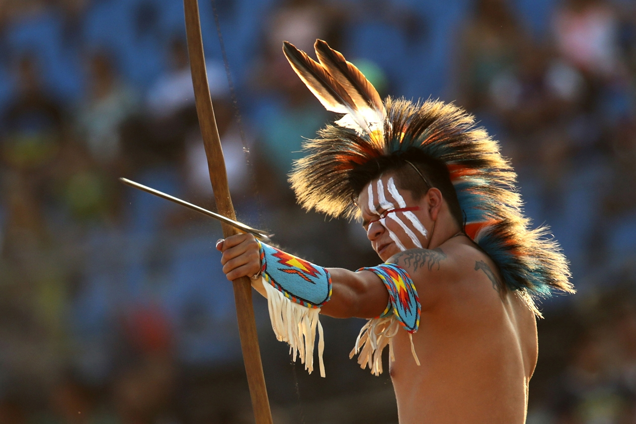 The World Indigenous Games 01