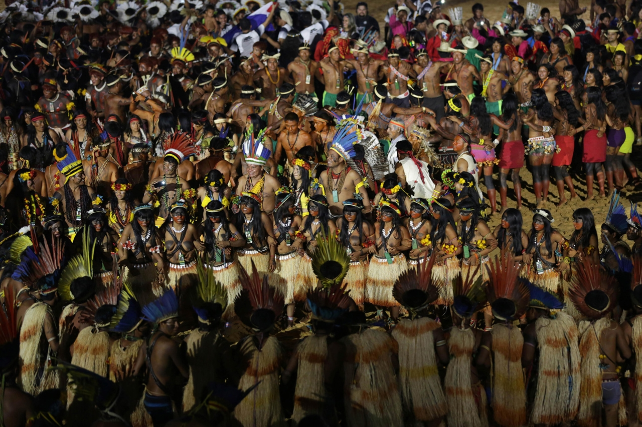 The World Indigenous Games 03