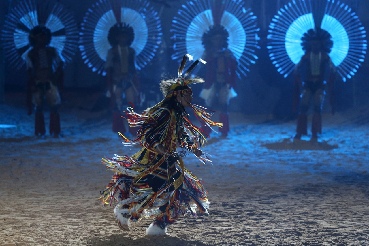 The World Indigenous Games 04