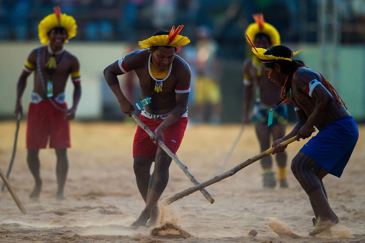 The World Indigenous Games 10