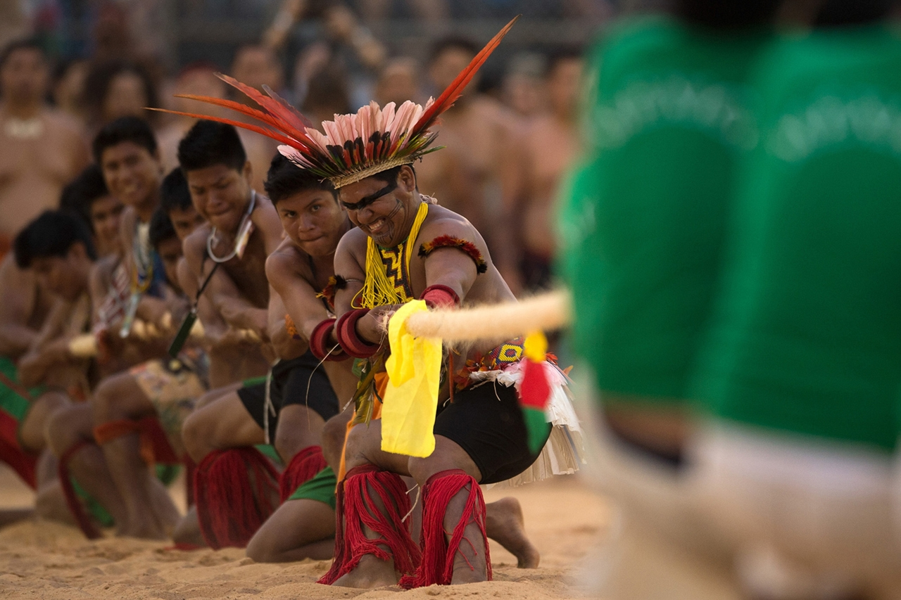 The World Indigenous Games 19