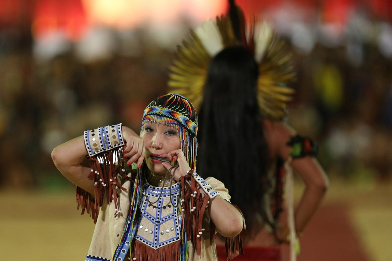 The World Indigenous Games 21