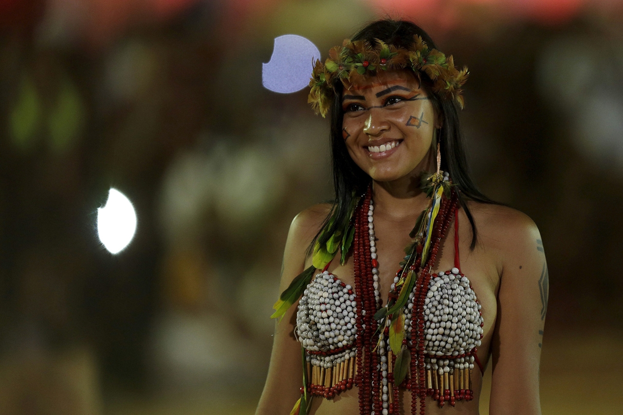 The World Indigenous Games 23