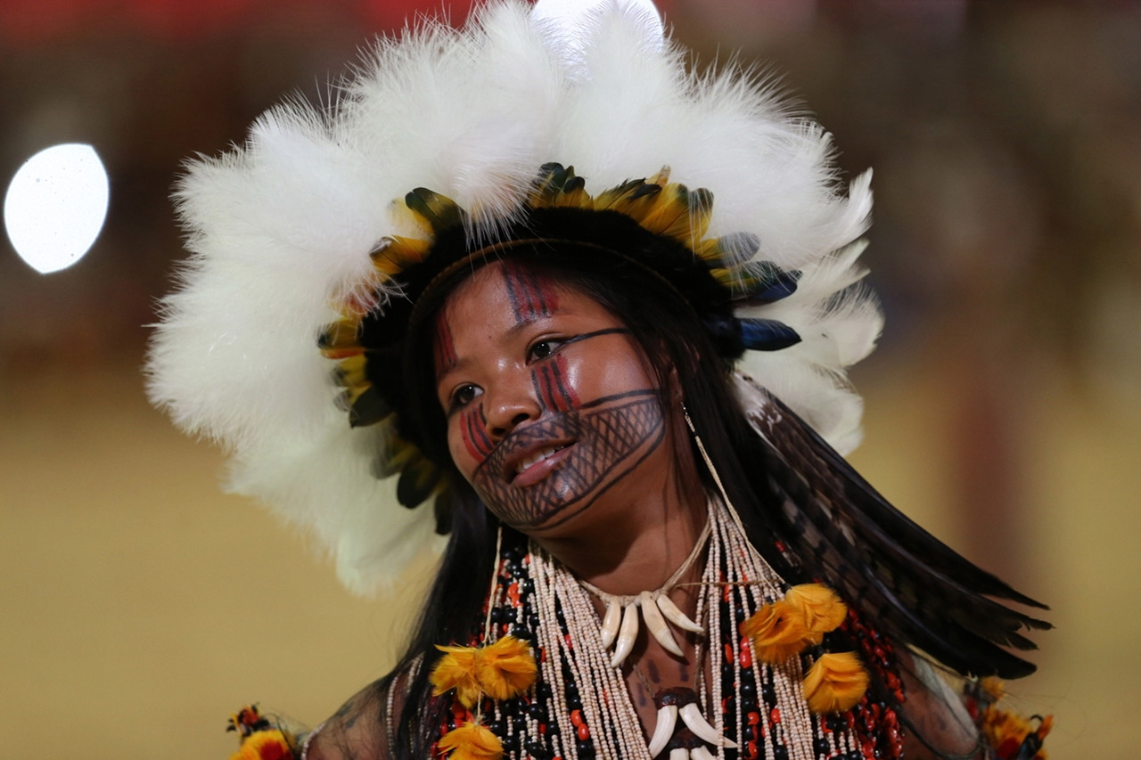 The World Indigenous Games 24