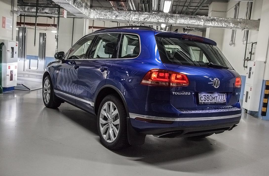 Volkswagen Touareg 02