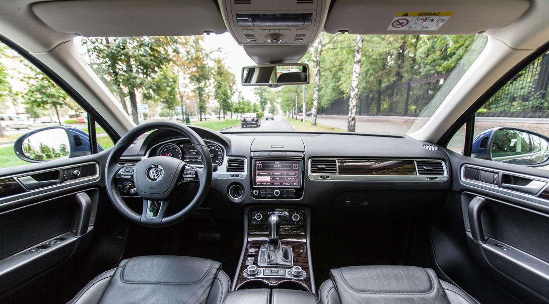 Volkswagen Touareg 03