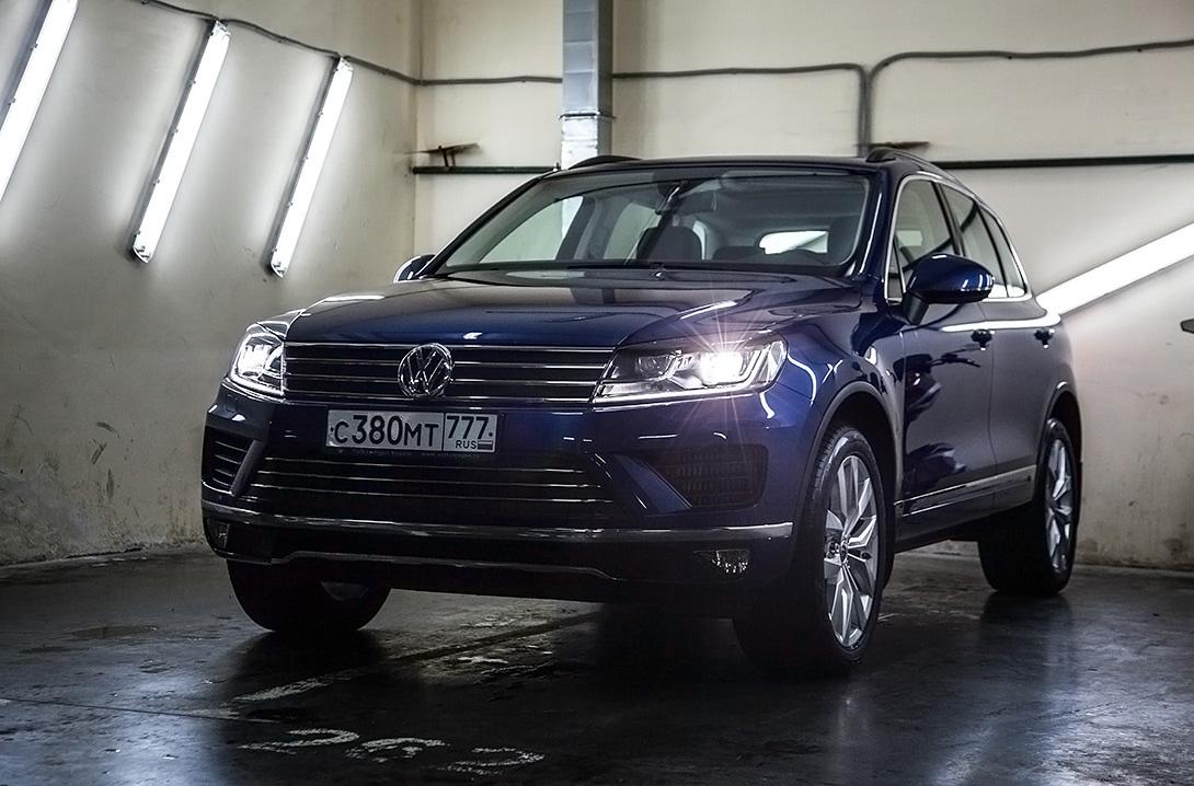 Volkswagen Touareg 06