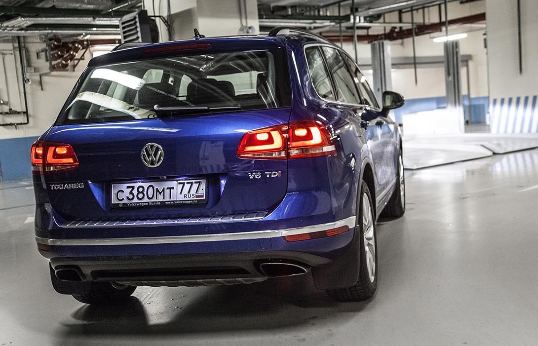 Volkswagen Touareg 08