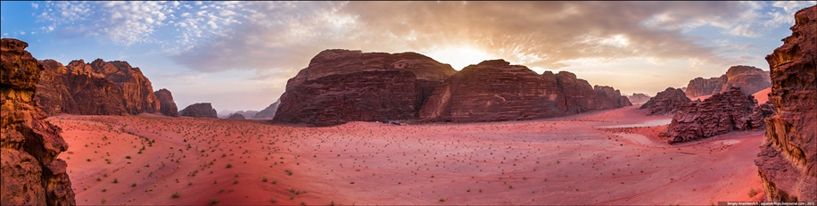 Where we were filming the Martian 04
