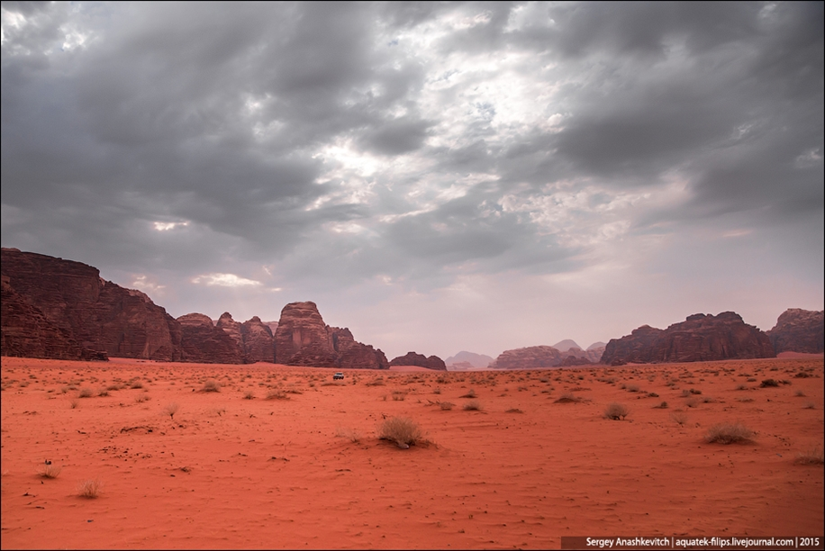 Where we were filming the Martian 31