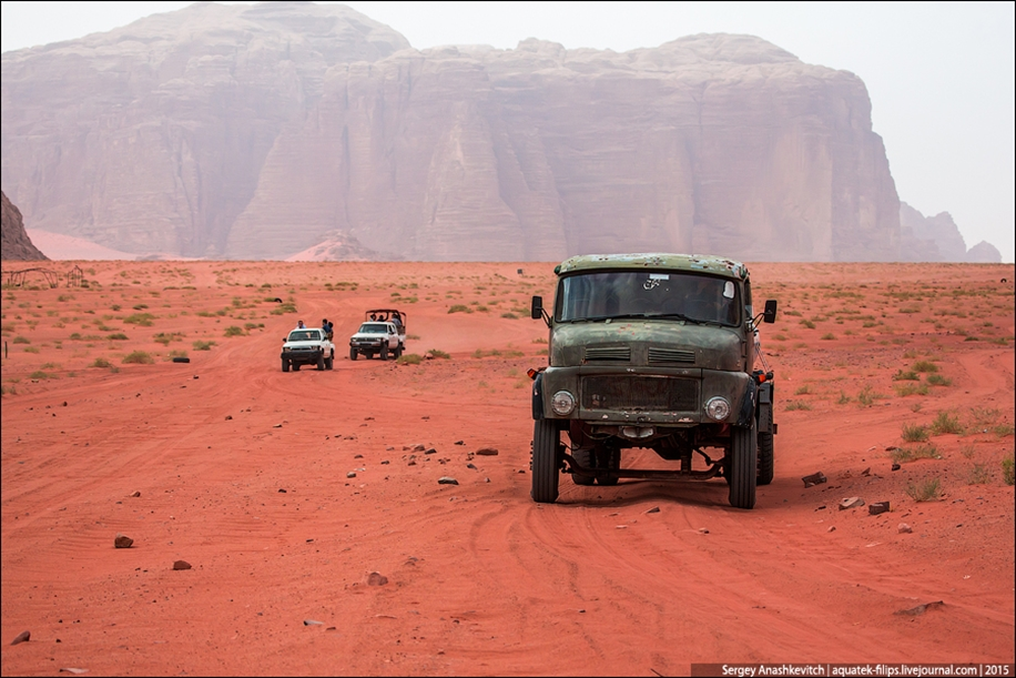 Where we were filming the Martian 40