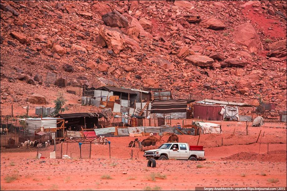 Where we were filming the Martian 43
