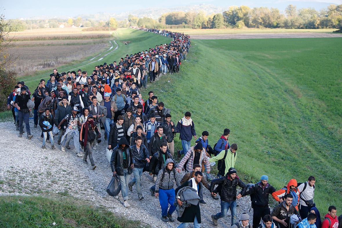 Евросоюз не справляется с потоком беженцев