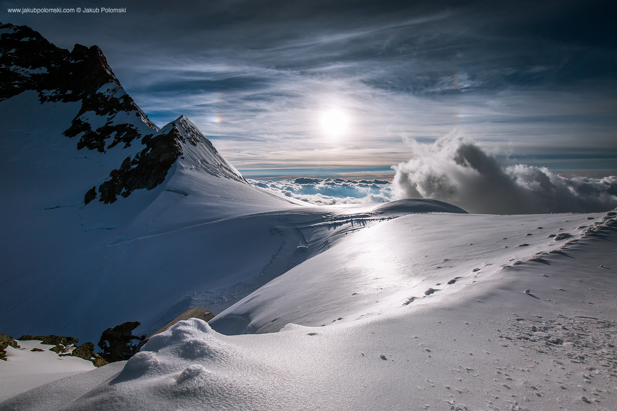 the mountains of Switzerland 01