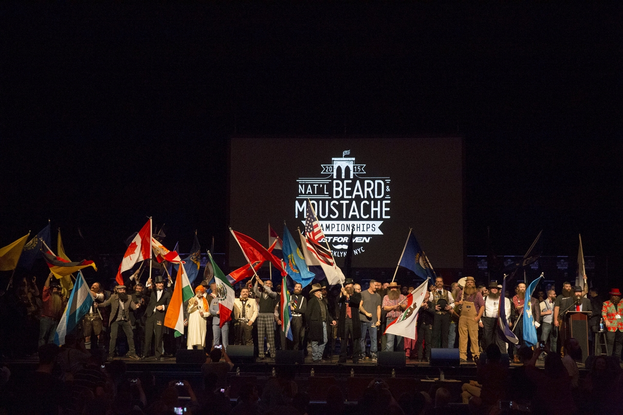 2015 Just For Men National Beard & Moustache Championships 02