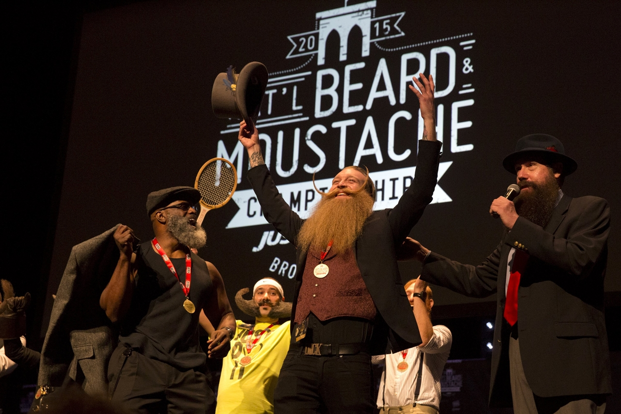 2015 Just For Men National Beard & Moustache Championships 04