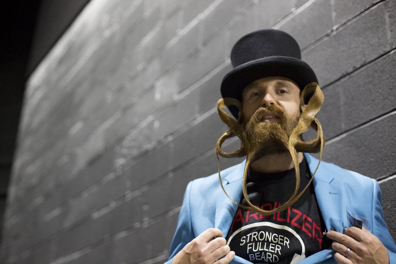 2015 Just For Men National Beard & Moustache Championships 06