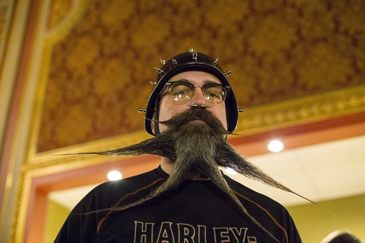 2015 Just For Men National Beard & Moustache Championships 12