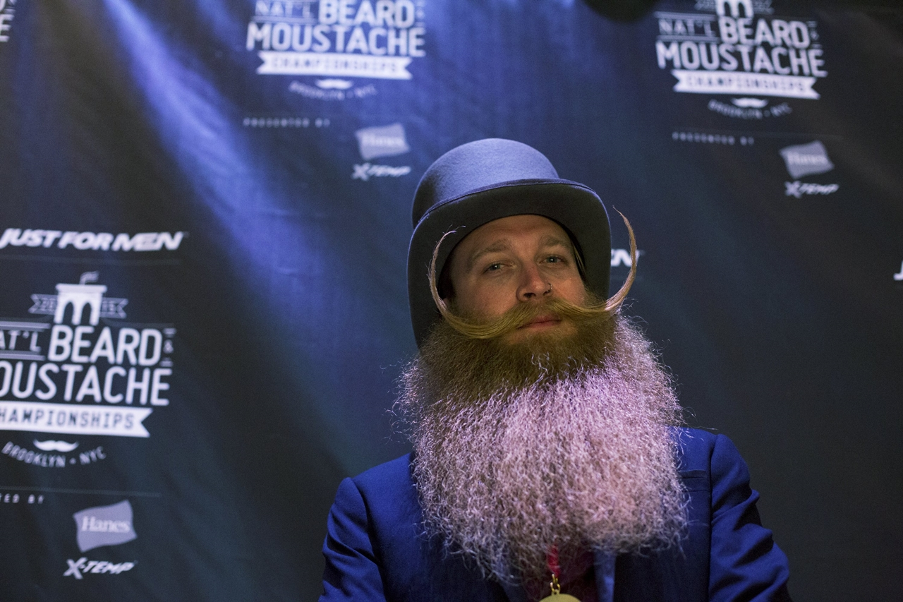 2015 Just For Men National Beard & Moustache Championships 19
