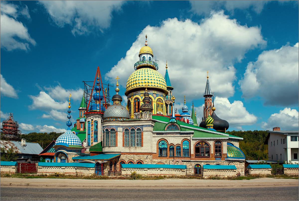 A day and a half around Kazan 20