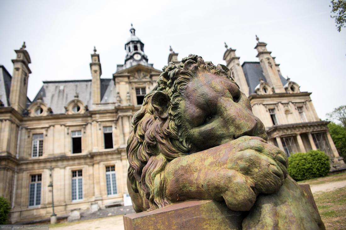 Abandoned castles in France 15