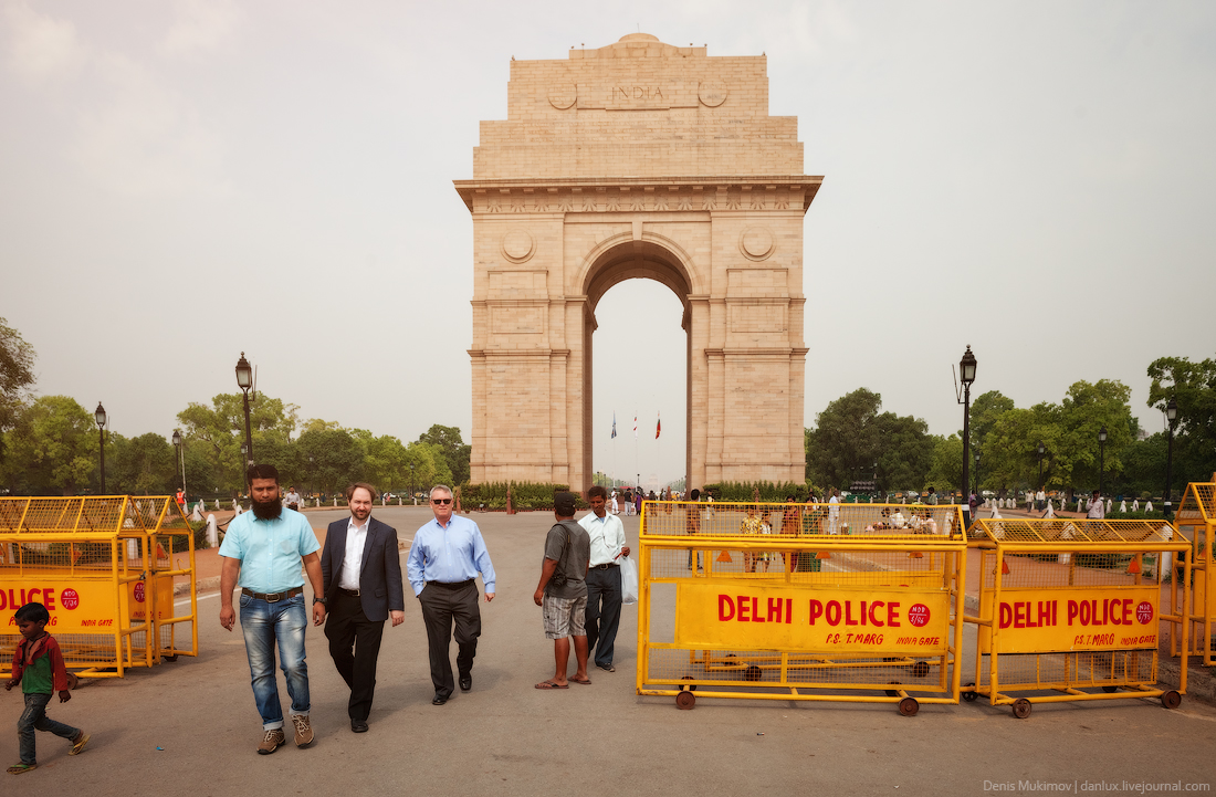 Delhi. Details and points of interest 24
