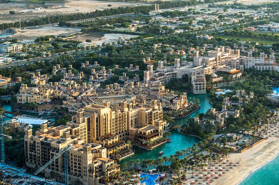 Madinat Jumeirah — Роскошный город Джумейры