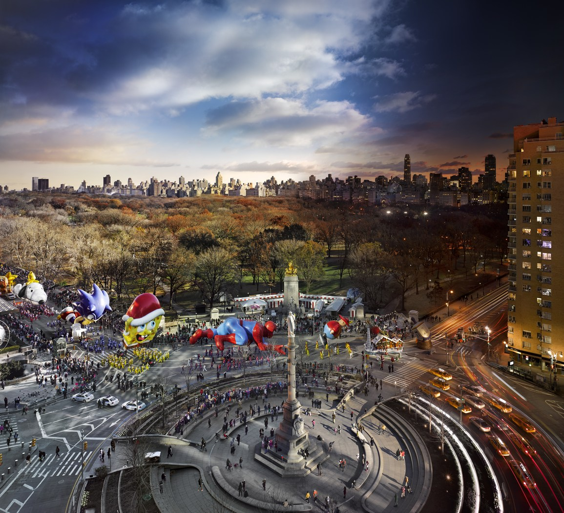 Excellent work Stephen Wilkes, where day follows night 07