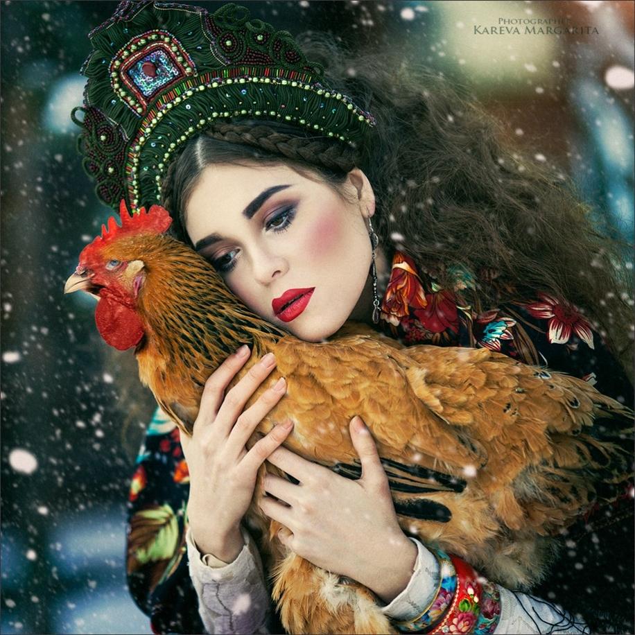 Сказочные принцессы Маргариты Каревой