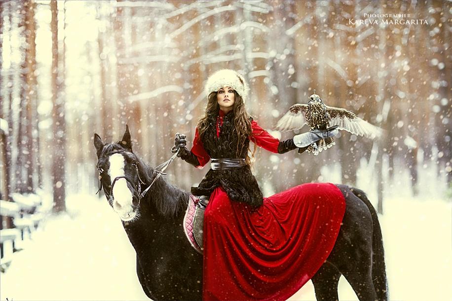 Fairy Princess Margarita Kareva 02