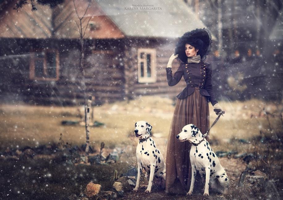 Fairy Princess Margarita Kareva 09
