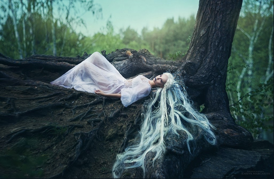 Fairy Princess Margarita Kareva 11