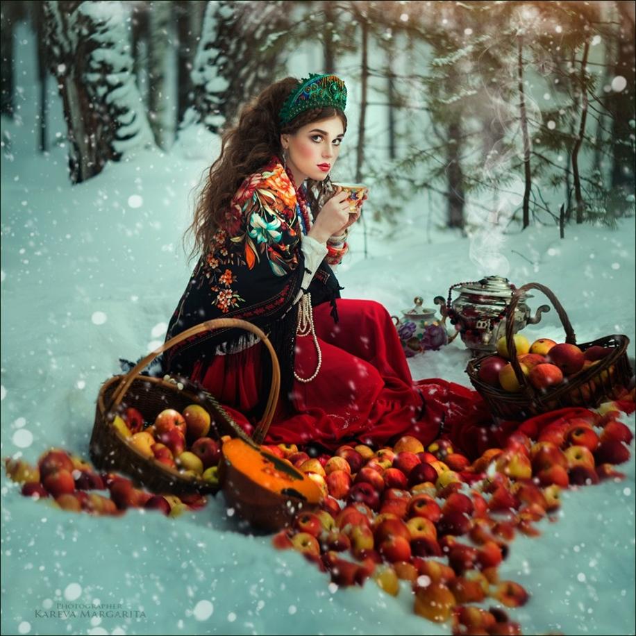 Fairy Princess Margarita Kareva 17