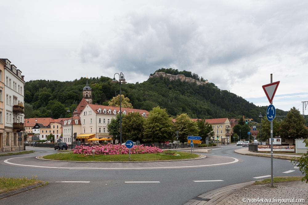 Festung Königstein 02