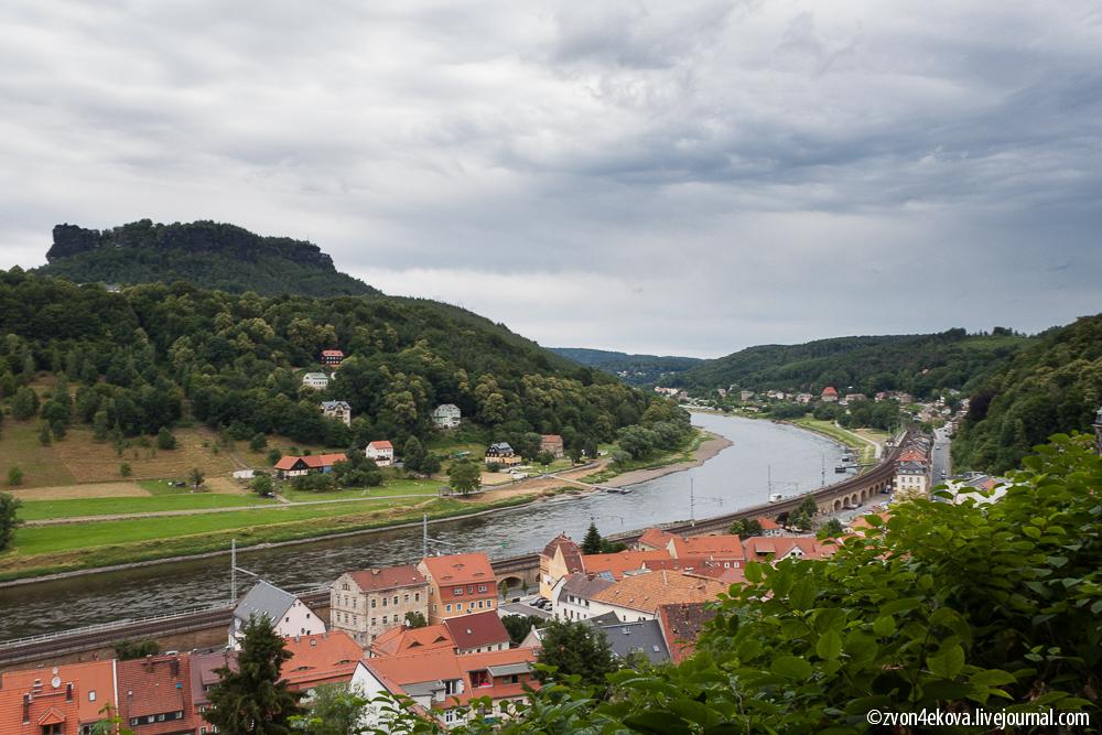 Festung Königstein 04