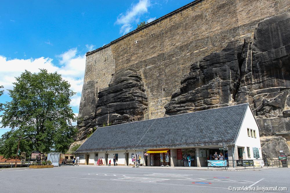 Festung Königstein 07