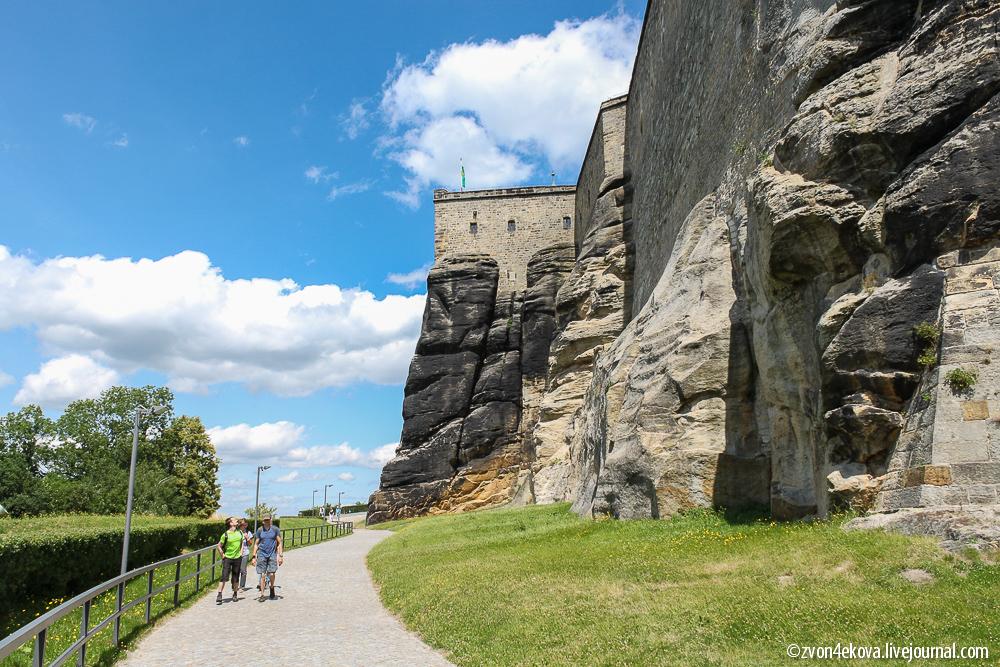 Festung Königstein 08