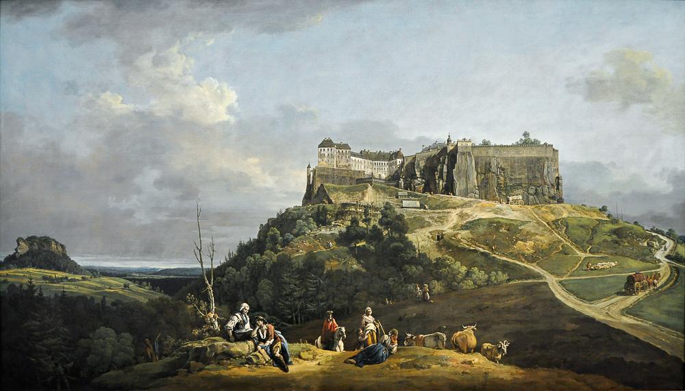 Festung Königstein 09