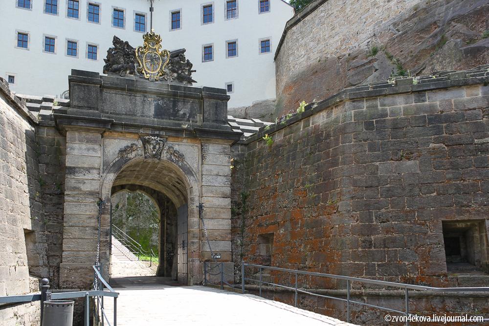 Festung Königstein 10