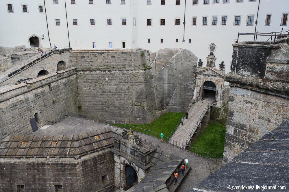 Festung Königstein 11