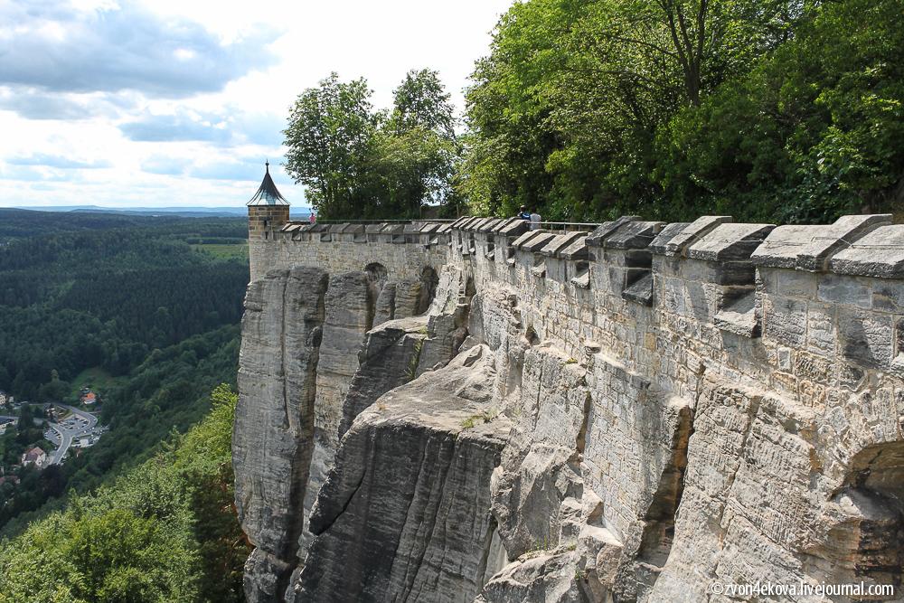 Festung Königstein 18