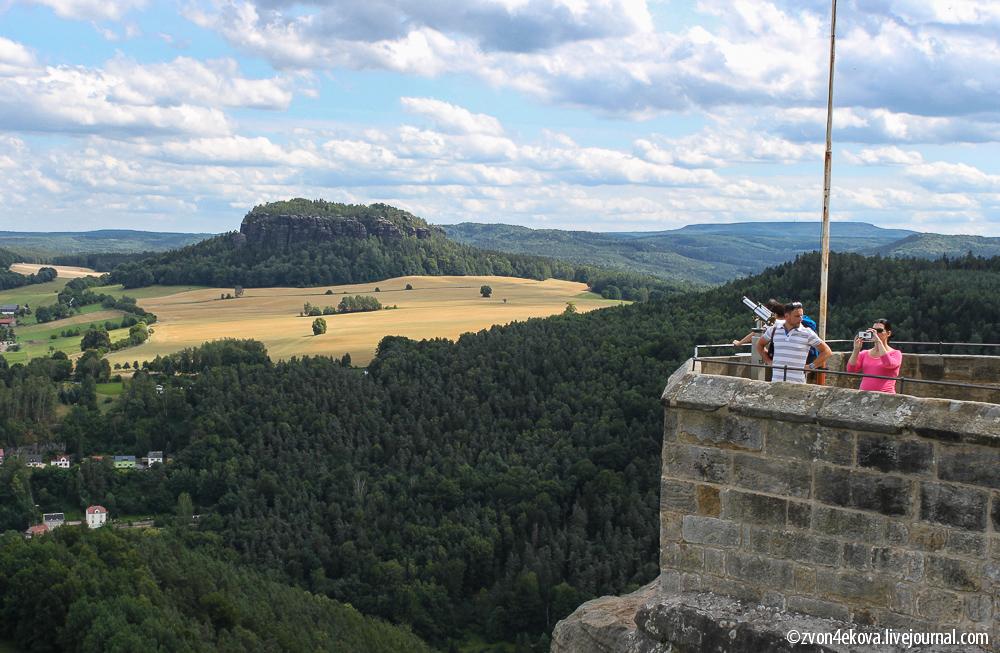 Festung Königstein 20
