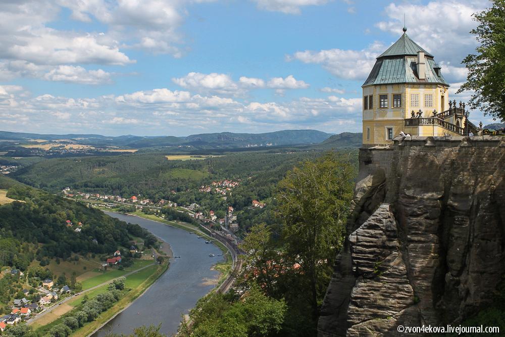 Festung Königstein 22